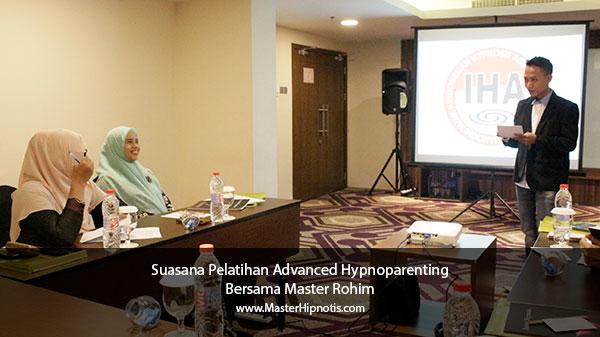 pelatihan hipnoparenting